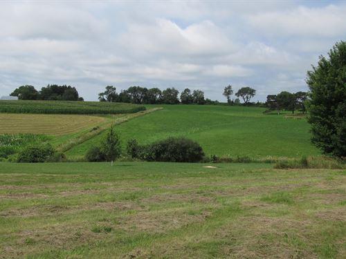 Lot 10.484 Acres Golf Course Access : Viroqua : Vernon County : Wisconsin