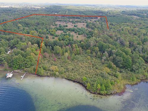 Chain O' Lakes Land Waupaca, WI : Waupaca : Wisconsin