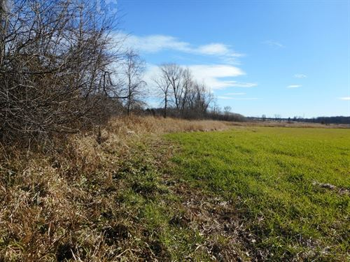 Grand Buildable Parcel Hunting : West Bend : Washington County : Wisconsin