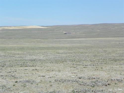 Unimproved Land Casper, Wyoming : Casper : Natrona County : Wyoming