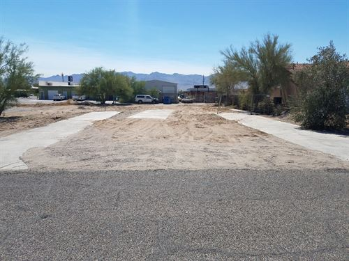 Building Lot Fort Mohave, Mobiles : Fort Mohave : Mohave County : Arizona