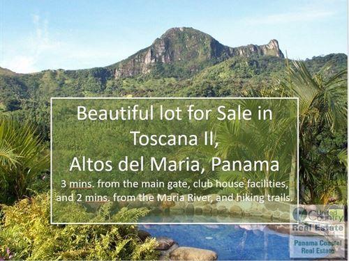 Altos Del Maria Panama Land : Altos Del Maria : Panama