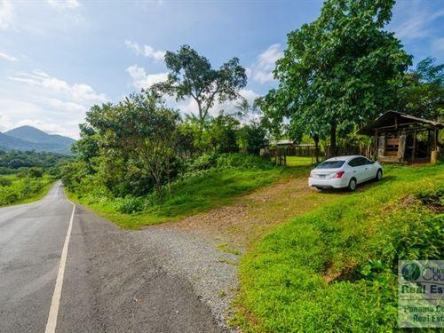 Cascajal Panama Land Panama 103 : Penonome : Panama