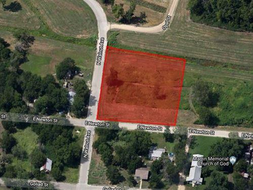 Unrestricted Lot In Luling Texas : Luling : Caldwell County : Texas