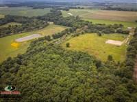40 Acre Duck And Deer Hunting Farm : Columbus : Cherokee County : Kansas
