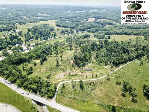 65 M/L Acre High Profile Parcel lo : Hannibal : Ralls County : Missouri