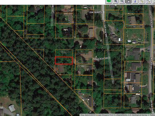 .14 Acres In Federal Way, WA : Federal Way : King County : Washington