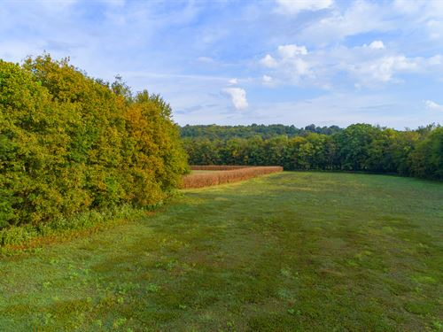 309 Acre Sportsman Rereat : Culleoka : Maury County : Tennessee