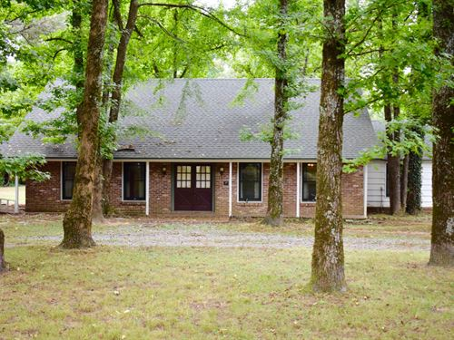 Beautiful Home With Acreage : Cabot : Pulaski County : Arkansas