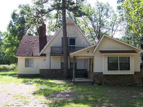 Country Home, Acreage Leslie : Leslie : Searcy County : Arkansas