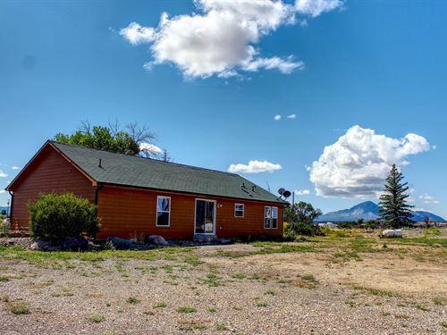 Home & Acreage Cortez, CO Mountain : Cortez : Montezuma County : Colorado
