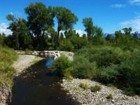 River Front Property Salida : Poncha Springs : Chaffee County : Colorado