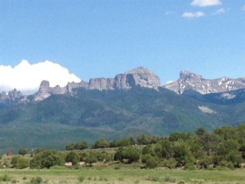Mountain Land Ridgway Colorado : Ridgway : Ouray County : Colorado
