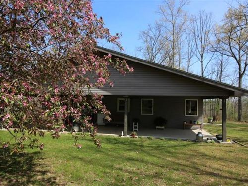 Country Home For Sale in Alton MO : Alton : Oregon County : Missouri