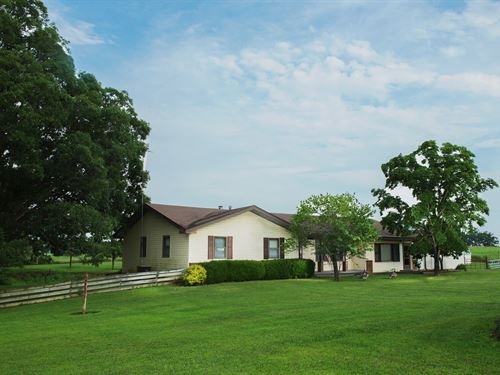 Country Home in Southern Missouri : Mansfield : Wright County : Missouri