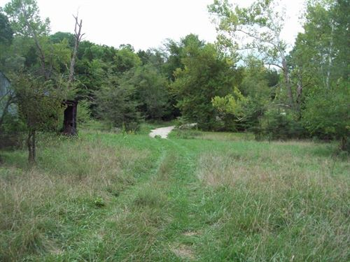 Recreational Hunting Property : Rhineland : Montgomery County : Missouri
