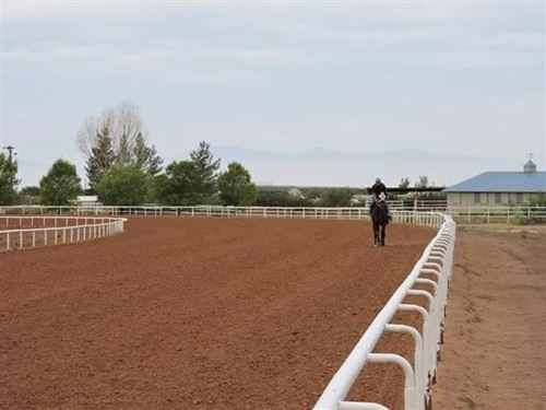 Large Commercial Horse Property : Tularosa : Otero County : New Mexico