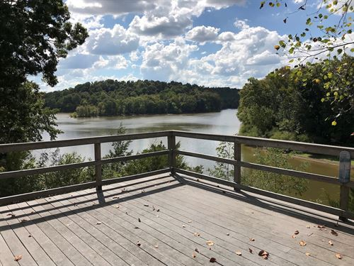 Tennessee River Home, Lost Creek : Decaturville : Decatur County : Tennessee