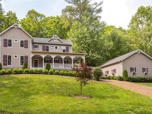 Home For Sale Near Leipers Fork TN : Franklin : Williamson County : Tennessee