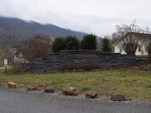 East Tennessee Norris Lakefront : New Tazewell : Claiborne County : Tennessee