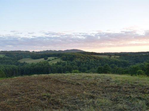 Southern Exposure Farm Land Floyd : Willis : Floyd County : Virginia