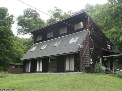 Rustic Living : Center Point : Doddridge County : West Virginia