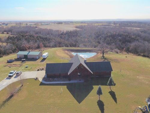 Madison County Iowa Log Home 47 : Saint Charles : Iowa County : Iowa