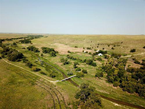 Johndreau Ranch : Rushville : Sheridan County : Nebraska