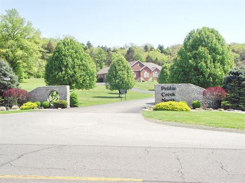 Pebble Creek North : Festus : Jefferson County : Missouri