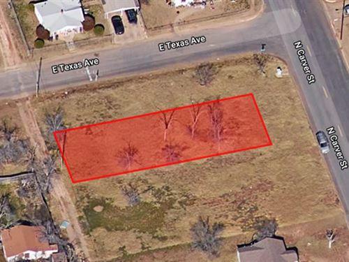 Buildable Corner Lot In Midland : Midland : Texas