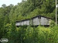Homesite, Pasture, Crop, Woods : Tyner : Jackson County : Kentucky
