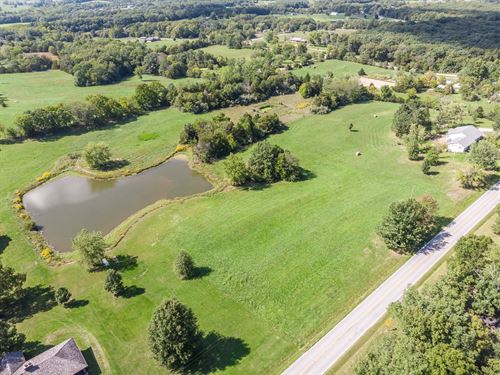 Lakefront 5.4 AC M/L Boone County : Columbia : Boone County : Missouri