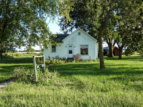Hog Farm / Country Home & Acreage : Martinsburg : Audrain County : Missouri