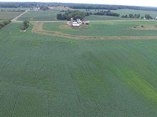 Land Auction In Williams Co., Ohio : Edon : Williams County : Ohio