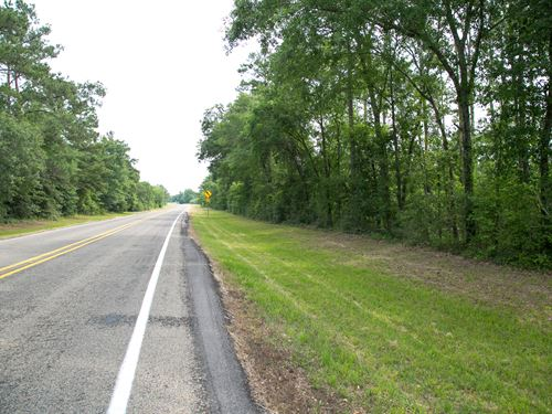 5.53 Acres Fm 1374 : Huntsville : Walker County : Texas