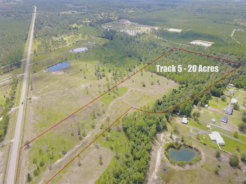 Timber Ridge, Tract 5 : Bryceville : Nassau County : Florida