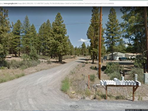 1.98 Acres In Bonanza, OR : Bonanza : Klamath County : Oregon