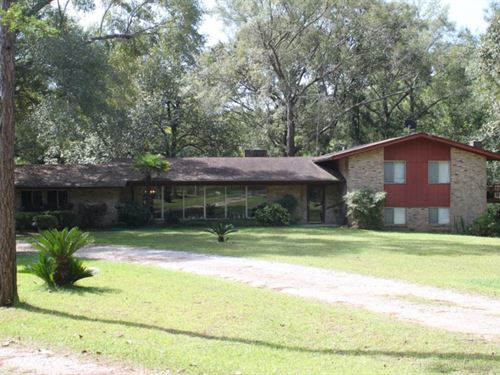 37 Acres With Home In George County : Lucedale : George County : Mississippi