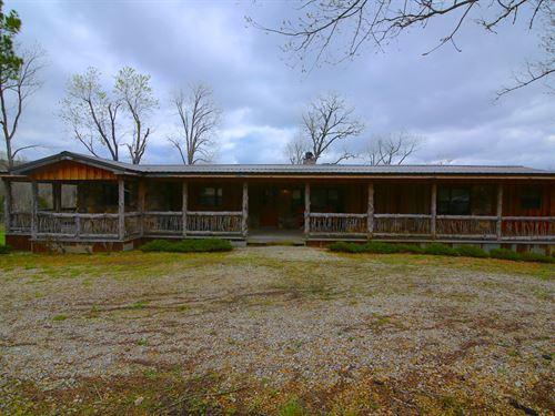 Hunting Ranch For Sale in Arkansas : Mammoth Spring : Fulton County : Arkansas