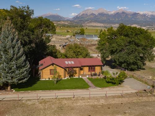 7545347, Beautiful Home, Beautiful : Salida : Chaffee County : Colorado