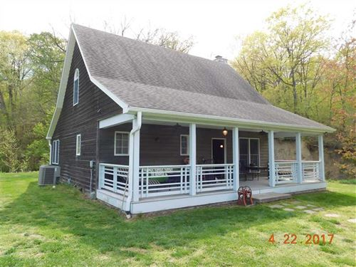 Home/Retreat in Livingston CO : Trenton : Livingston County : Missouri