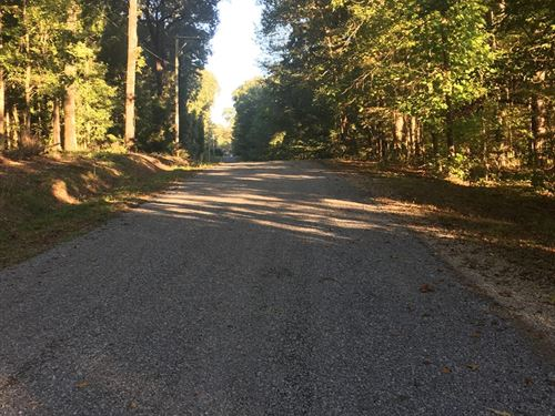 4 Acre Lot in Clay County, MS : West Point : Clay County : Mississippi