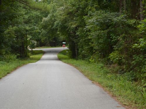 5 Beautiful Acres Located Just : Chesnee : Spartanburg County : South Carolina