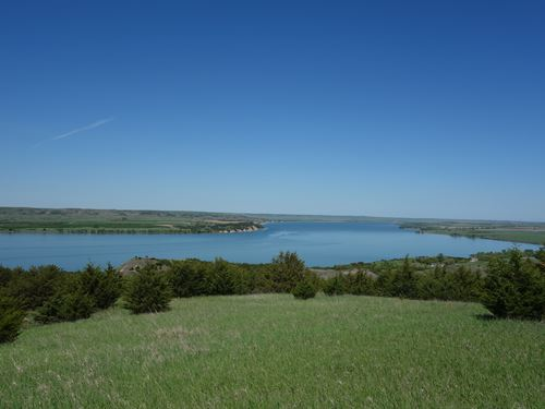 Missouri River Bluff 5 Acres : Chamberlain : Brule County : South Dakota