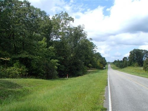25 Acres In Winston County In Louis : Louisville : Winston County : Mississippi