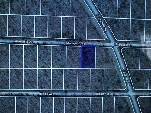 Horseshoe Bend Lot For Sale : Horseshoe Bend : Fulton County : Arkansas