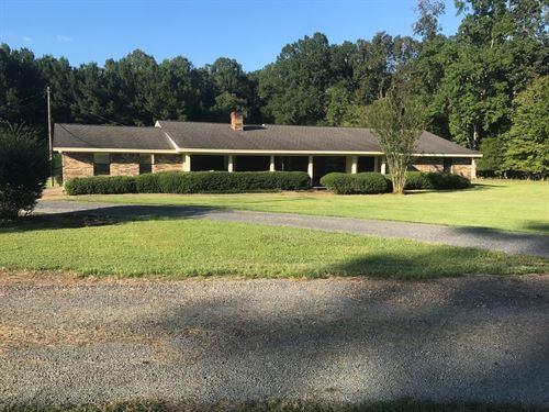 Home, 13631 MS Hwy 12 : Starkville : Oktibbeha County : Mississippi