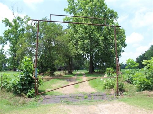 143+ Acre Ranch Red River County : Avery : Red River County : Texas
