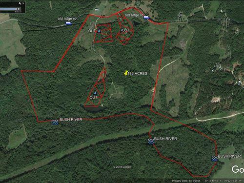 Untouched Beauty : Farmville : Prince Edward County : Virginia
