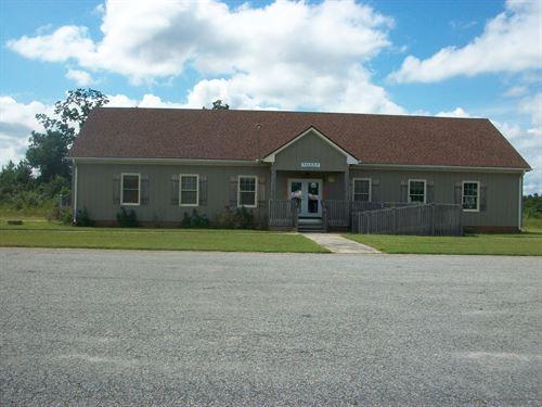 Sanderson Land / Building /Timber : Lawrenceville : Brunswick County : Virginia